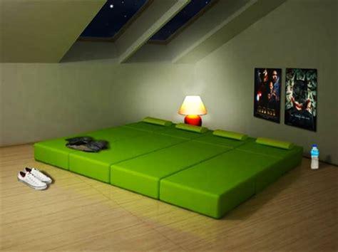 multi purpose furniture modular space room sofa rooms modern designrulz bed table cool transformer