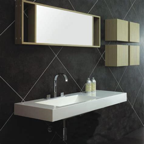 vasques largeur 120 plan vasque suspendue ou 224 encastrer d 233 centr 233 224 gauche largeur 120 cm