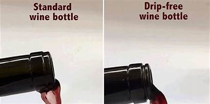 Wine Bottle Gifdump Daily Drip Gifs Facts