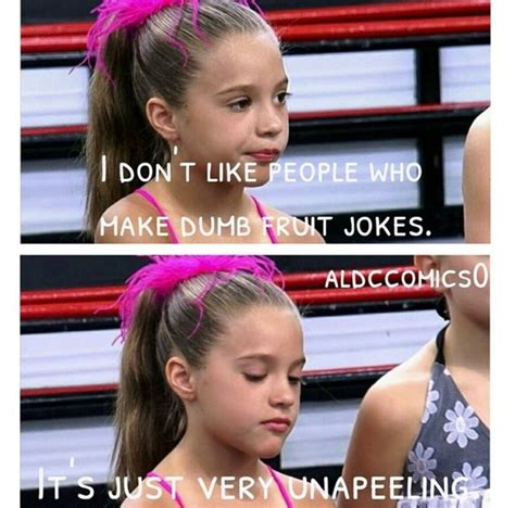 Mackenzie Meme - dance moms quotes maddie www imgkid com the image kid has it