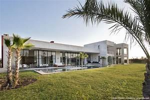 Maison Au Maroc : une maison de famille contemporaine au maroc maison cr ative ~ Dallasstarsshop.com Idées de Décoration