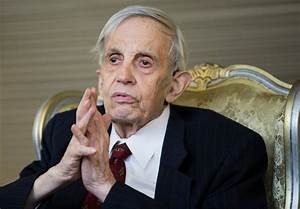 Explaining a Cornerstone of Game Theory: John Nash's ...