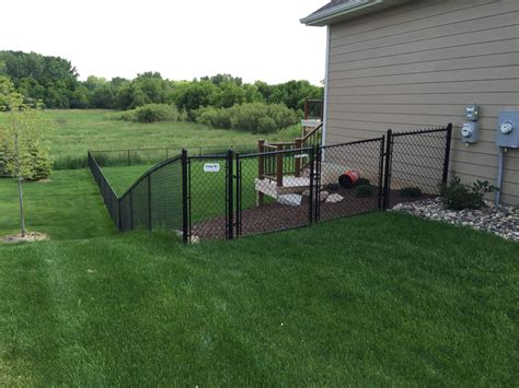 electric driveway gates for sale chain link fence in st paul lakeville cities
