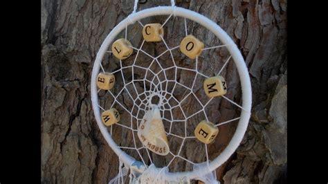 attrape reve fabrication hobby fabrication d un attrape reves avec des coquilles hd