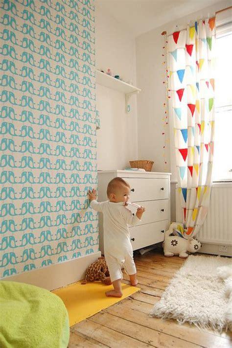 rideau chambre bebe idées en 50 photos pour choisir les rideaux enfants