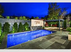 """A Truly """"Select"""" Pool and Landscape Design by COS Design"""
