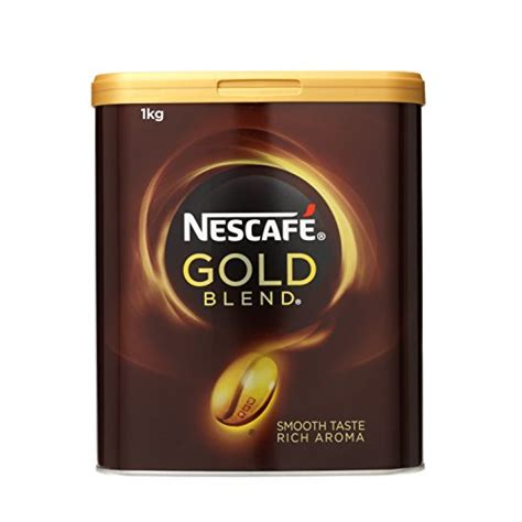 Savour a fantastic coffee aroma when you open the jar. NESCAFÉ Gold Blend Instant Coffee - Coffee Beansv