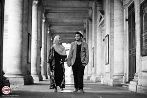 professional photographer in Rome Couple from Singapore
