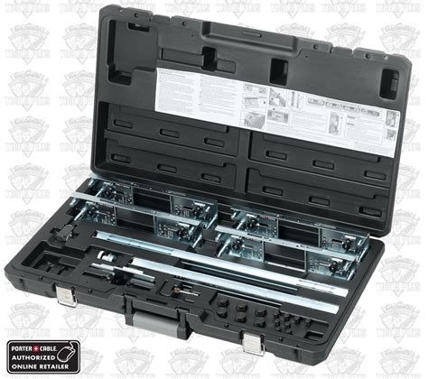 porter cable hinge template porter cable 59381 4 hinge hinge template kit
