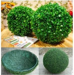 Boule De Buis : boule de buis artificielle jarlinoa ~ Melissatoandfro.com Idées de Décoration