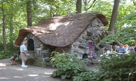 enchanted stone cottage forest cottage   woods cottage style house designs treesranchcom
