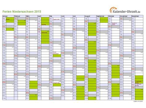 ferienkalender 2019 niedersachsen ferien niedersachsen 2015 ferienkalender zum ausdrucken