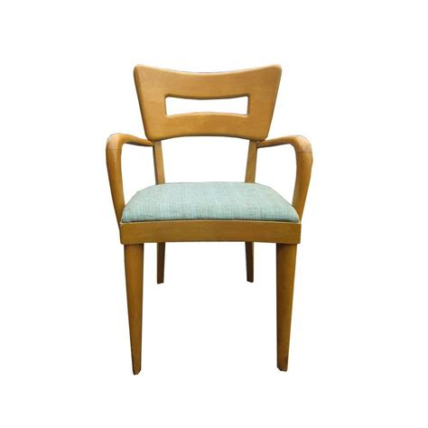 Heywood Wakefield Chair Identification by Set Of Eight Vintage Heywood Wakefield Dogbone Chairs For