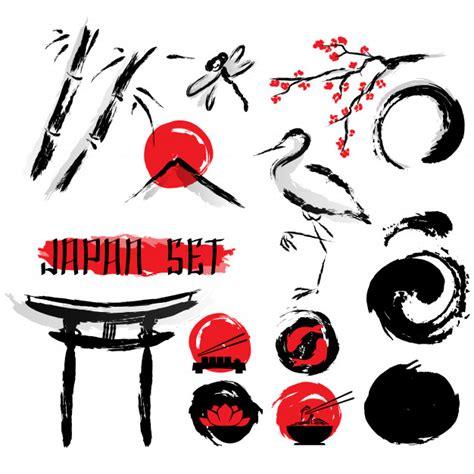 japan vectors   psd files