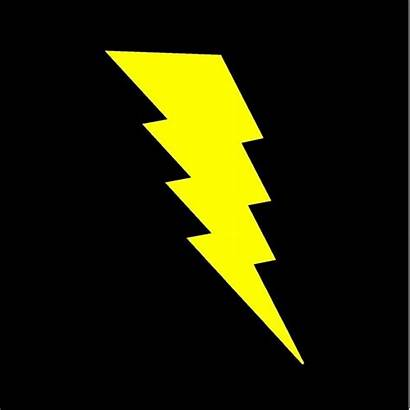 Lightning Bolt Background Graphic Decal Pc 1080p