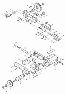 Buy Makita 9032 3  8 Inch Belt Replacement Tool Parts