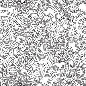 Orientalische Muster Zum Ausdrucken : chic design malvorlagen muster kreise ausmalbild pinterest ~ A.2002-acura-tl-radio.info Haus und Dekorationen