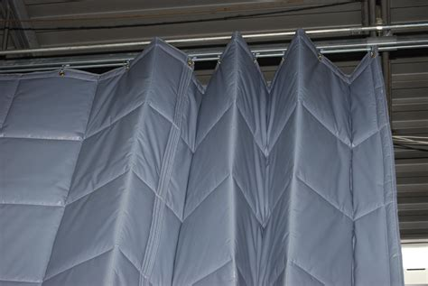 insulated curtains industrial