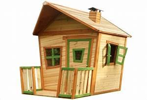 Maison Pour Enfant En Bois : cabane en bois pour enfant jesse de axi ~ Premium-room.com Idées de Décoration