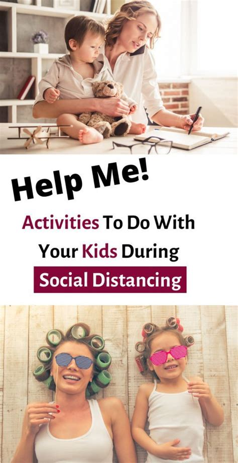 Activities To Do With Your Kids During Social Distancing