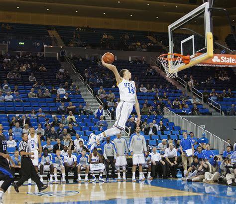 ucla basketball  bring bruin hoops madness  pauley