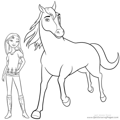 girl riding horse drawing  getdrawingscom