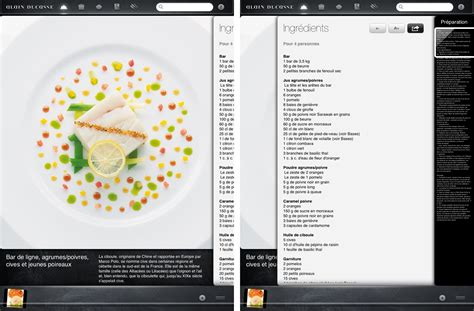 mon grand livre de cuisine alain ducasse adapte grand livre de cuisine à l