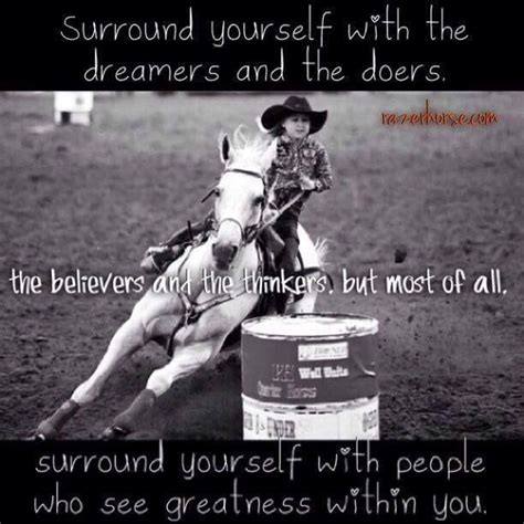 Barrel Racing Quotes Brilliant Best 25 Ideas About Barrel Racing Quotes  Find What You'll Love