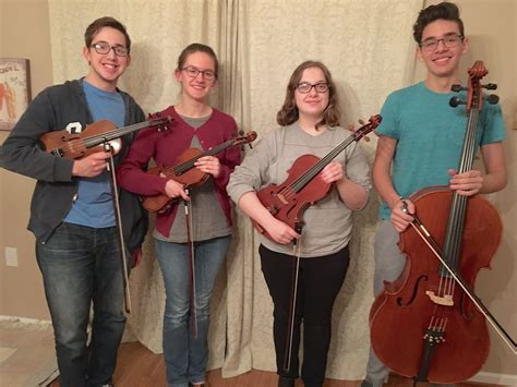 students participate march chamber orchestra concert friends