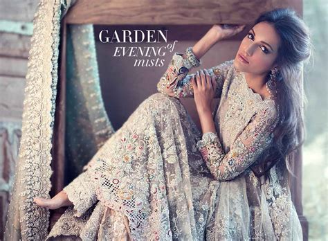 Elan Bridal Dresses Gowns Wedding 2018-2019 Latest Collection