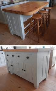 handmade kitchen island handmade solid wood island units freestanding kitchen