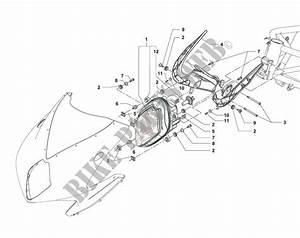 Headlight For Mv Agusta F3 675 2012   Mv Agusta