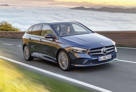 Mercedesbenz Presenteert Nieuwe Bklasse Autorainl