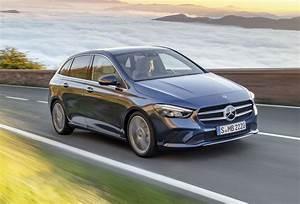 Class B Mercedes : mercedes benz presenteert nieuwe b klasse ~ Medecine-chirurgie-esthetiques.com Avis de Voitures