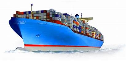 Ship Clipart Background Water Shipping Cargo Container