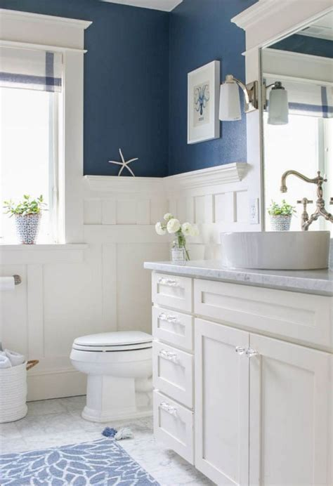 favored coastral nautical bathroom decor ideas