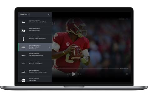 hulu s live tv service is getting a tv guide but only on
