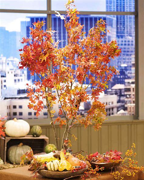 Fabulous Fall Centerpieces  Martha Stewart