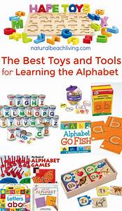 The best toys and tools for learning the alphabet for Best games for learning letters