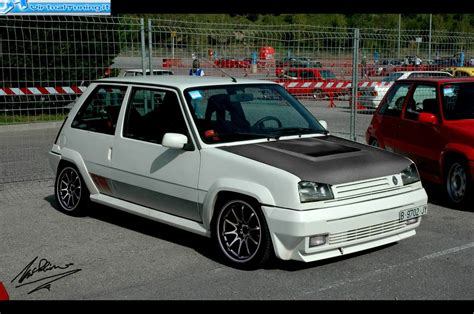 siege 5 gt turbo renault 5 gt turbo tuning