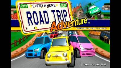 Trip Ps2 Road Adventure