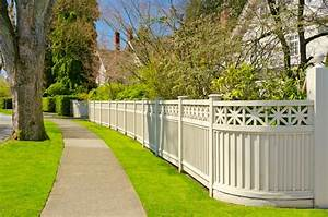 Zaun Weiß Holz : sichtschutz zaun f r den garten aus holz oder aus kunsstoff ~ Sanjose-hotels-ca.com Haus und Dekorationen