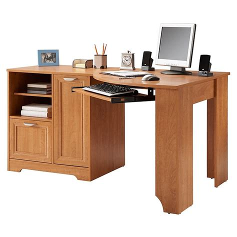 office depot small desk realspace magellan collection corner desk 30 h x 59 12 w x