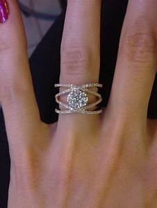 sweet ring my fat fingers would look awful in this tho With wedding rings for fat fingers
