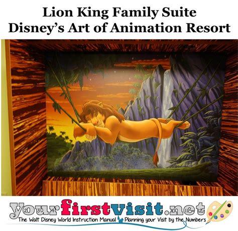 photo    lion king suite  disneys art