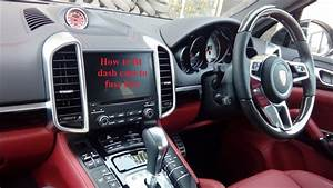 Porsche Cayenne Fuse Box