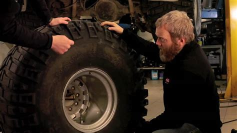 icelands giants  offroad extreme offroad ford trucks
