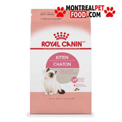 Royal Canin Kitten by Royal Canin Kitten Montreal Pet Food