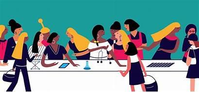 Clipart Female Committee Entrepreneurship Entrepreneur Report Garotafit
