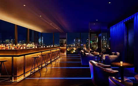 Bar In Hotel Room by 19 Of The World S Coolest Hotel Bars Travel Leisure